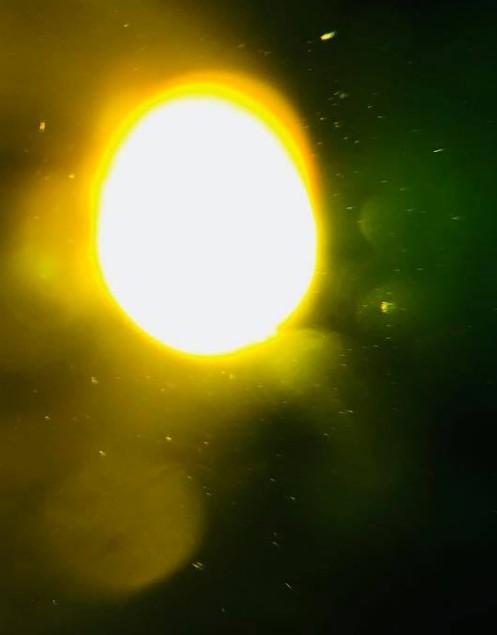 Un enorme OVNI interactuó con el Sol para evitar una poderosa Tormenta Solar dirigida a la Tierra